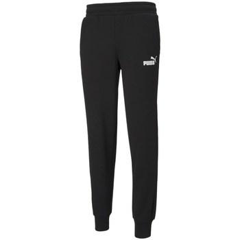 Vêtements Homme Pantalons de survêtement Puma Essentials Logo Noir