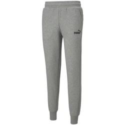 Vêtements Homme Pantalons de survêtement Puma Essentials Logo Gris