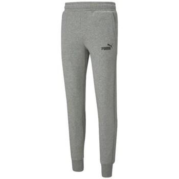 Vêtements Homme Pantalons de survêtement Puma Essentials Slim Gris