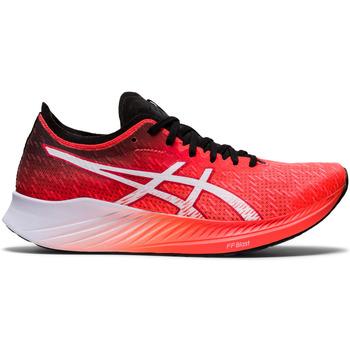 Chaussures Femme Running / trail Asics Chaussures femme  Magic Speed rouge vif/blanc