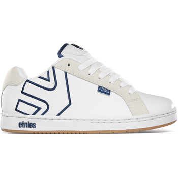Chaussures Chaussures de Skate Etnies FADER WHITE NAVY GUM