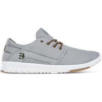 Chaussures Chaussures de Skate Etnies SCOUT GREY BROWN