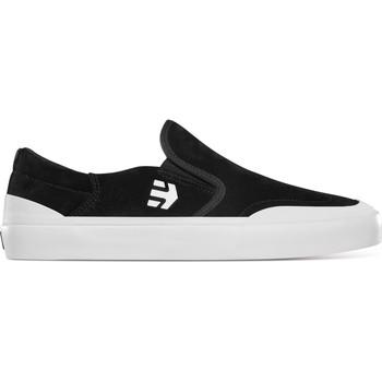 Chaussures Slip ons Etnies MARANA SLIP XLT BLACK WHITE