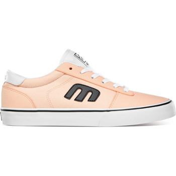 Chaussures Chaussures de Skate Etnies CALLI VULC X SHEEP PINK WHITE