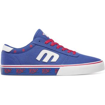 Chaussures Chaussures de Skate Etnies CALLI VULC X RAD BLUE RED WHITE