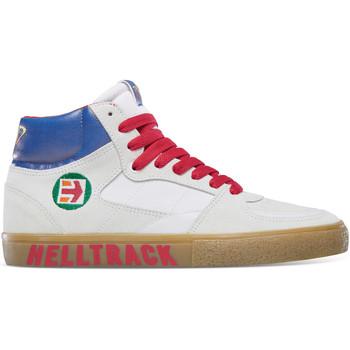 Chaussures Chaussures de Skate Etnies SCREW VULC MID X RAD WHITE GUM