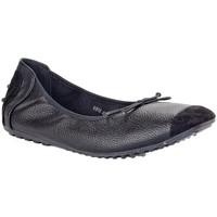 Chaussures Femme Ballerines / babies Suredelle E618 NOIR