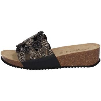 Chaussures Femme Mules Grunland CB2488 Noir