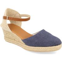 Chaussures Femme Espadrilles Shoes&blues SB-22002 Marino