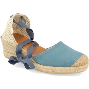 Chaussures Femme Espadrilles Shoes&blues SB-22005 Azul