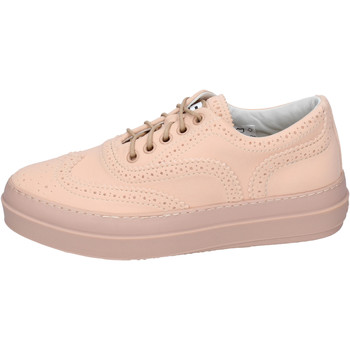 Chaussures Femme Derbies & Richelieu Rucoline BH363 Rose