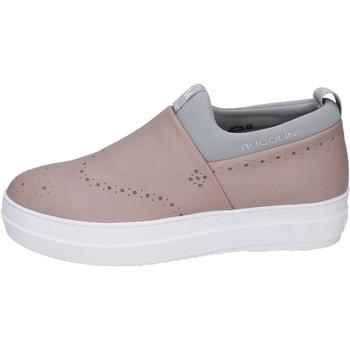 Chaussures Femme Slip ons Rucoline BH364 Beige