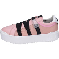 Chaussures Femme Baskets basses Rucoline BH365 Rose