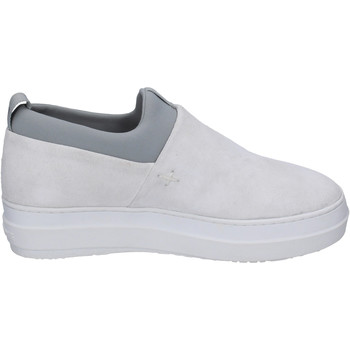 Chaussures Femme Slip ons Rucoline BH372 Blanc