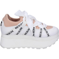 Chaussures Femme Baskets basses Rucoline BH373 Rose