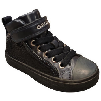 Chaussures Fille Baskets montantes Geox KALISPERA NAVY