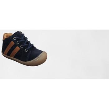 Chaussures Garçon Boots Bellamy DEMIN MARINE