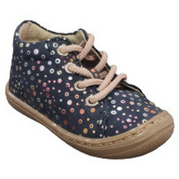 Chaussures Fille Boots Bellamy POPI MARINE