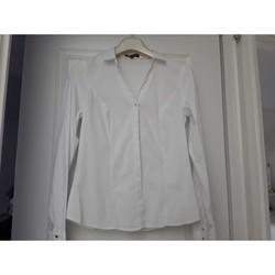 Vêtements Femme Chemises / Chemisiers Morgan chemisier blanc Blanc