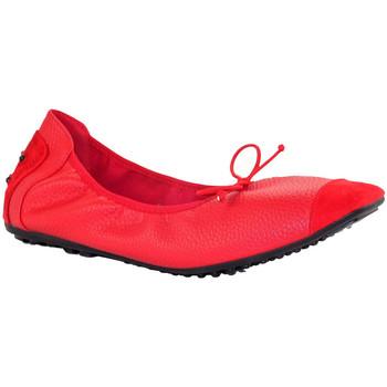 Chaussures Femme Ballerines / babies Suredelle E618 ROUGE