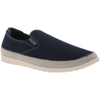 Chaussures Homme Slip ons Mustang - chaussures Bleu marine