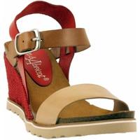 Chaussures Femme Sandales et Nu-pieds Coco & Abricot VO931A Rouge