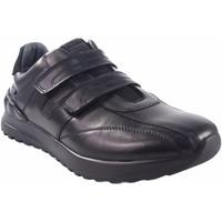 Chaussures Homme Multisport Baerchi chaussures  4142 noir Noir