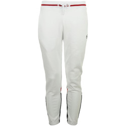 Vêtements Homme Pantalons de survêtement Sergio Tacchini Almond Pants blanc