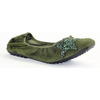 Chaussures Femme Ballerines / babies Suredelle BAL20 KAKI