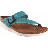 Chaussures Femme Sandales et Nu-pieds Interbios Sandale femme  7119-mg denim Bleu