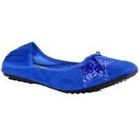 Chaussures Femme Ballerines / babies Suredelle BAL20 BLEU ROYAL