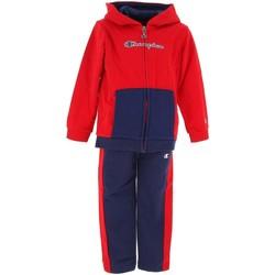 Vêtements Enfant Ensembles de survêtement Champion Ensemble baby cap rouge nav Rouge