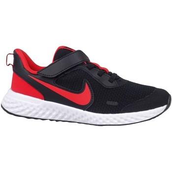 Chaussures Enfant Running / trail Nike Revolution 5 Noir