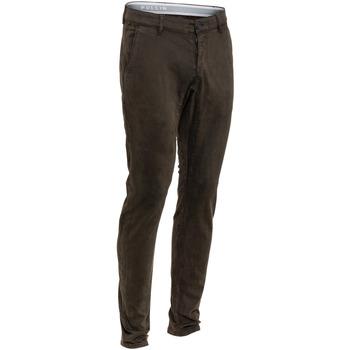 Vêtements Homme Pantalons Pullin Pantalon  chino KHAKI VERT