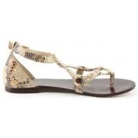 Chaussures Femme Sandales et Nu-pieds Manoukian Sandales Salma Multicolore
