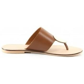 Chaussures Femme Sandales et Nu-pieds Manoukian Sandales Satine Multicolore