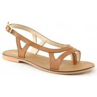 Chaussures Femme Sandales et Nu-pieds Manoukian Sandales Seta Multicolore