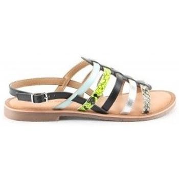 Chaussures Femme Sandales et Nu-pieds Manoukian Sandales Urielle Noir