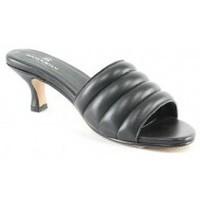 Chaussures Femme Mules Manoukian Mules Samuela Noir