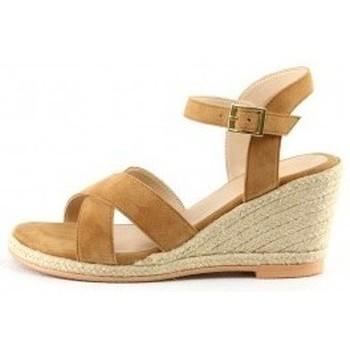 Chaussures Femme Sandales et Nu-pieds Manoukian Sandales Sandrine Multicolore
