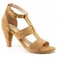 Chaussures Femme Sandales et Nu-pieds Manoukian Sandales Scarlett Multicolore