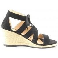 Chaussures Femme Sandales et Nu-pieds Manoukian Sandales Sephora Noir