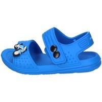 Chaussures Garçon Sandales et Nu-pieds Allseason 12430Q Bleu