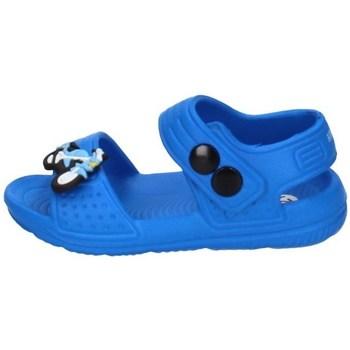Chaussures Garçon Sandales et Nu-pieds Allseason 12429Q Bleu