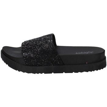 Chaussures Femme Claquettes De Fonseca ALASSIO E W770 NOIR