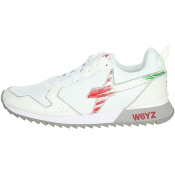 Chaussures Homme Baskets basses W6yz 0012014033.12. Blanc