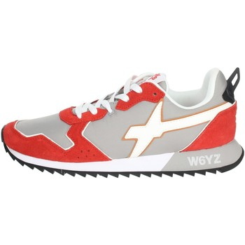 Chaussures Homme Baskets basses W6yz 0012013560.01. Rouge