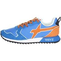 Chaussures Homme Baskets basses W6yz 0012013560.01. Bleu clair