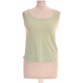 Vêtements Femme Débardeurs / T-shirts sans manche Soeur Débardeur  34 - T0 - Xs Vert