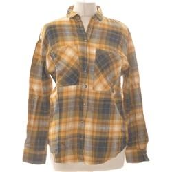 Vêtements Femme Chemises / Chemisiers Bershka Chemise  36 - T1 - S Vert